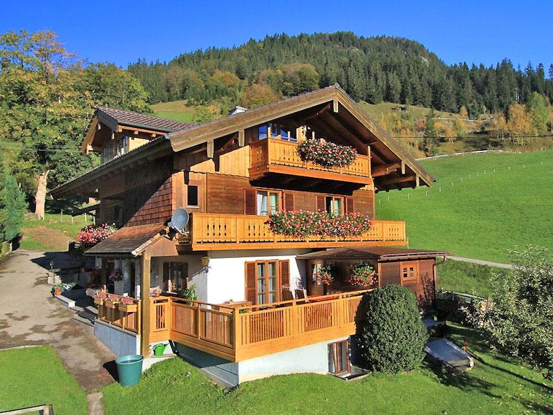 Haus Schneibstein - Ferienwohnung